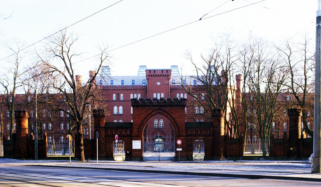 FHBRBG Hauptgebäude